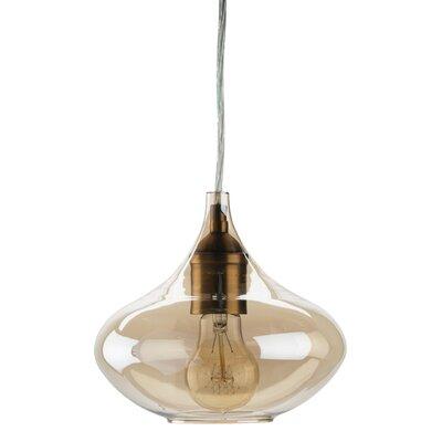 Jasper 1-Light Globe Pendant