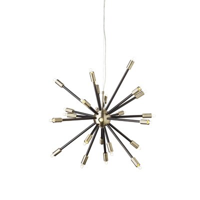Sergei 24-Light Cluster Pendant
