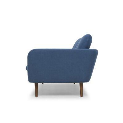 Ernie Sofa Upholstery: Shale Gray