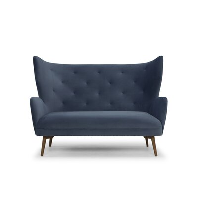 Theron Sofa Upholstery: Dusty Blue
