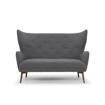 Theron Sofa Upholstery: Gray