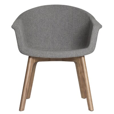 Terell Armchair Upholstery: Gray