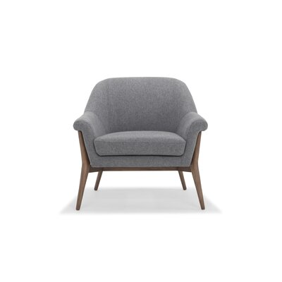 Isaias Armchair Upholstery: Shale Gray