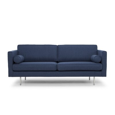 Tristin Sofa Upholstery: Azure Blue