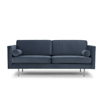Tristin Sofa Upholstery: Shadow Gray