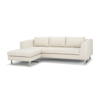 Aman Sectional Upholstery: Sand
