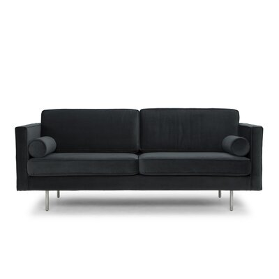 Tristin Sofa Upholstery: Shale Gray