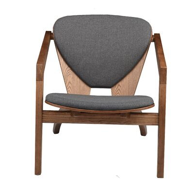 Westley Armchair Upholstery: Gray