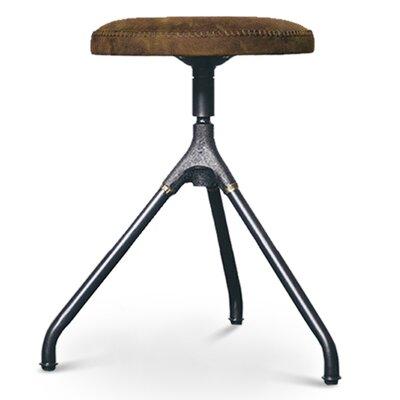 Dhrub 18.8 Bar Stool Upholstery: Umber Tan