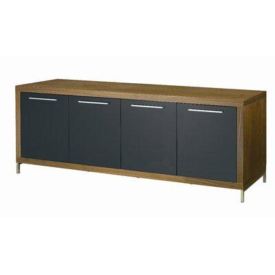 Cheap Nuevo Silva Buffet Color: Dark Walnut (NVO1241_6904480)