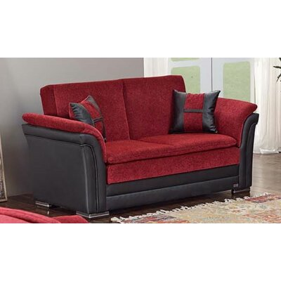 Austin Chesterfield Loveseat