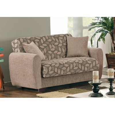 Chestnut Standard Loveseat