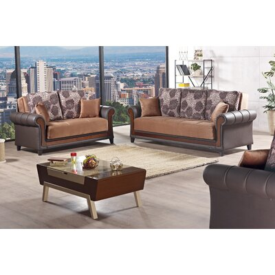 Enola Sleeper Living Room Collection