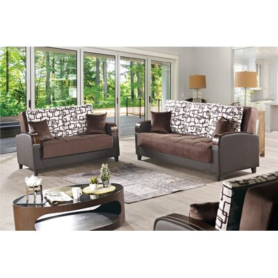 Defoor Configurable Living Room Set