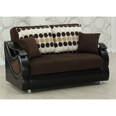 Beyan LS-ILLINOIS Illinois Convertible Loveseat