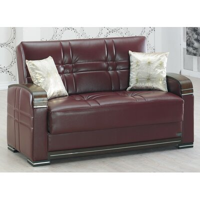 Beyan LS-MANHATTAN Manhattan Convertible Loveseat