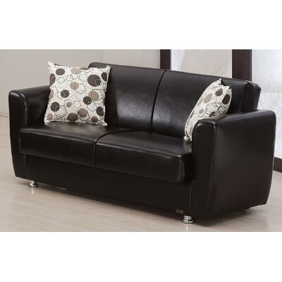 Beyan LS-QUEENS Queens Convertible Loveseat