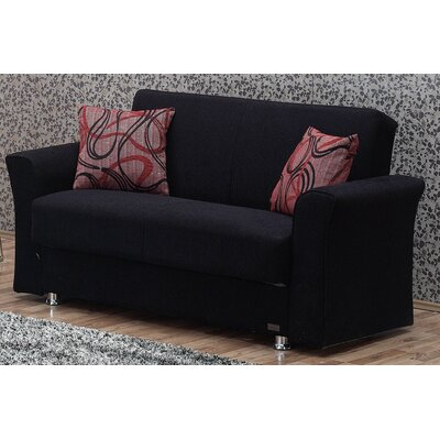 Utah Chesterfield Loveseat