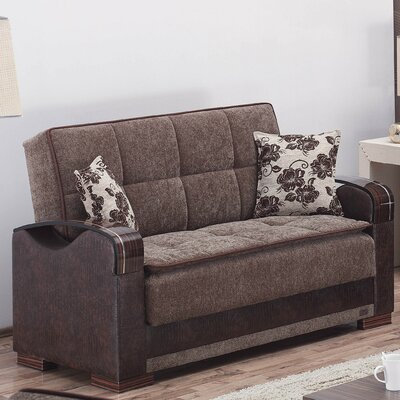 Beyan LS-HARTFORD HartfordConvertible Loveseat