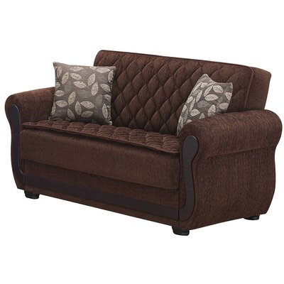 Beyan LS-SUNRISE Sunrise Convertible Loveseat