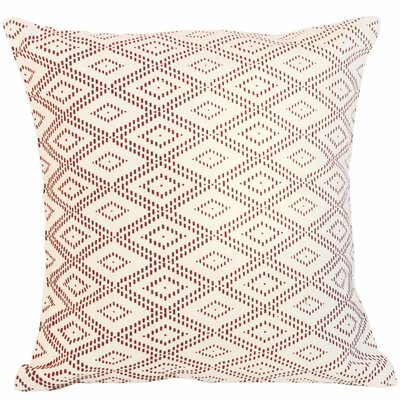 Philadelphia Lounge Cotton Throw Pillow Size: Large