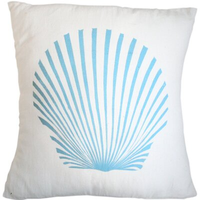 Carolina Seaside Cotton Throw Pillow Size: Small