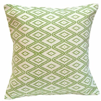 Charleston Social Cotton Throw Pillow Size: Large