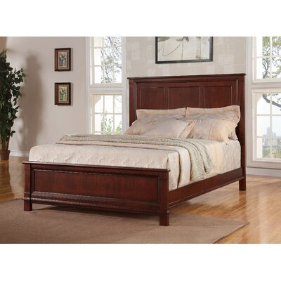 Michael Ashton Design Woodstock Panel Bed - Size: King, Color: Brown Cherry at Sears.com