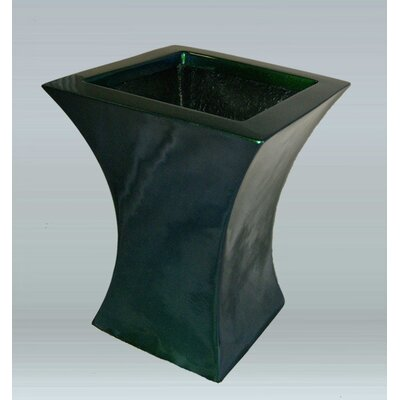 Square Planter Box Color: Earth Red 1NRK-1722-PD-13