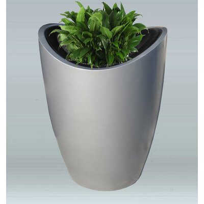 Novelty Pot Planter Color: Earth Red 1MAT-2436-PD-13