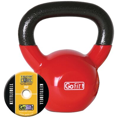 Kettelbell and Iron Core Training DVD Weight: 15 lbs