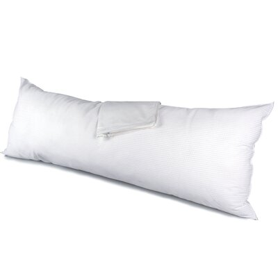 Temperature Control Polyfill Body Pillow