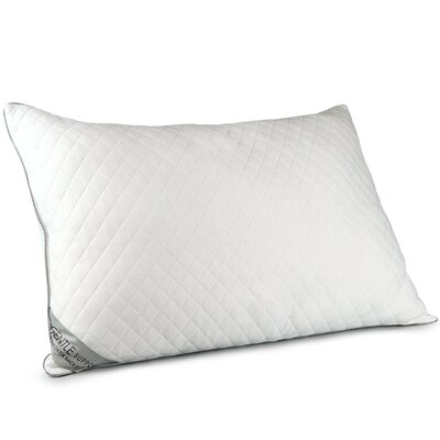 Diamond Knit Gentle Polyfill Pillow Size: Standard/Queen