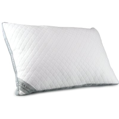 Diamond Knit Extra Polyfill Pillow Size: Standard/Queen