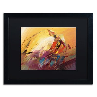 "A New Day"" by Ricardo Tapia Framed Painting Print MA0145-B1620BMF"