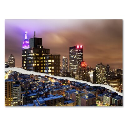 City That Never Sleeps by Philippe Hugonnard Photographic Print on Wrapped Canvas PH0078-C1419GG