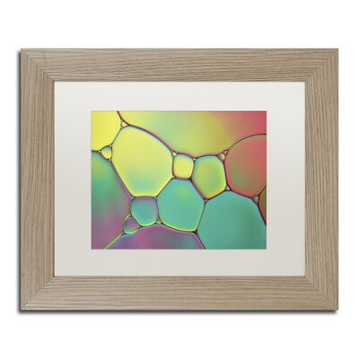 Stained Glass I by Cora Niele Framed Photographic Print ALI1730-B1114MF
