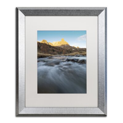 "First Rays"" by Mathieu Rivrin Framed Photographic Print RV0085-S1114MF"