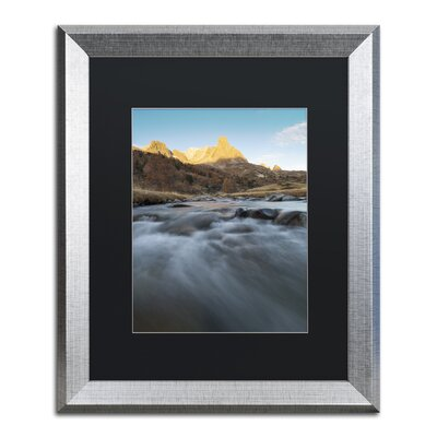 "First Rays"" by Mathieu Rivrin Framed Photographic Print RV0085-S1114BMF"