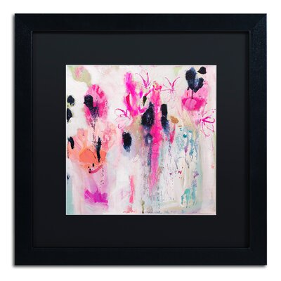 'Unintentional Beauty' Framed Painting Print ALI5410-B1616BMF