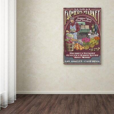 'People 70' Vintage Advertisement on Canvas ALI9432-C1219GG