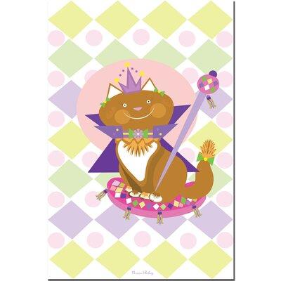 'Pretty Kitty Princess'�Canvas Art GR1268-C1419GG