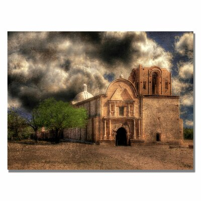 'Cathedral' by Lois Bryan Photographic Print on Canvas Size: 30