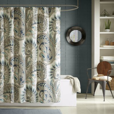 Mira Cotton Shower Curtain