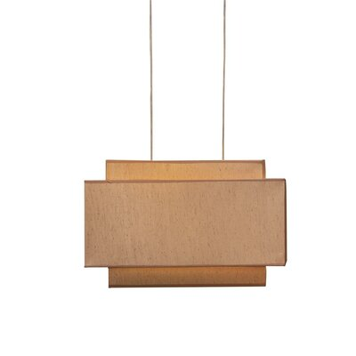 Aptos 2-Light Drum Chandelier