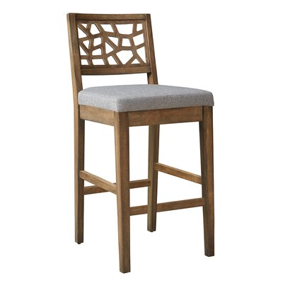 Crackle 30 Bar Stool