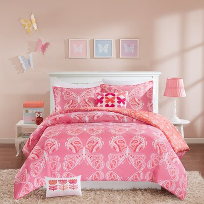 Julia Comforter Set Size: Full/Queen