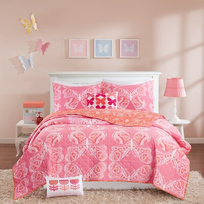 Julia Coverlet Set Size: Twin