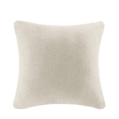 Elsmoriet Pillow Cover Color: Ivory