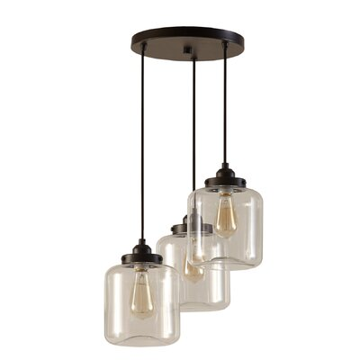 Timnath 3-Light Mini Pendant